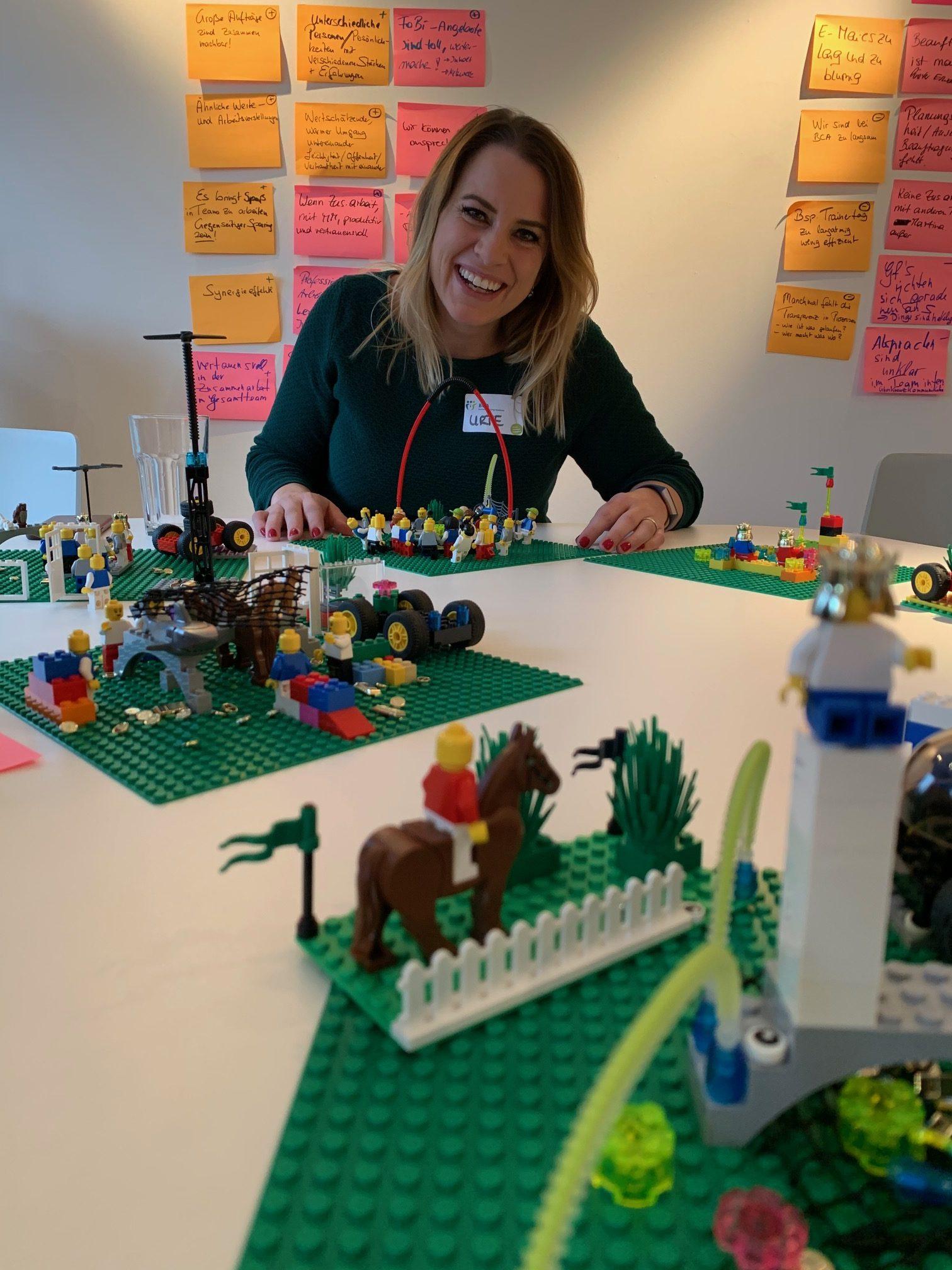sjutable Lego Serious Play