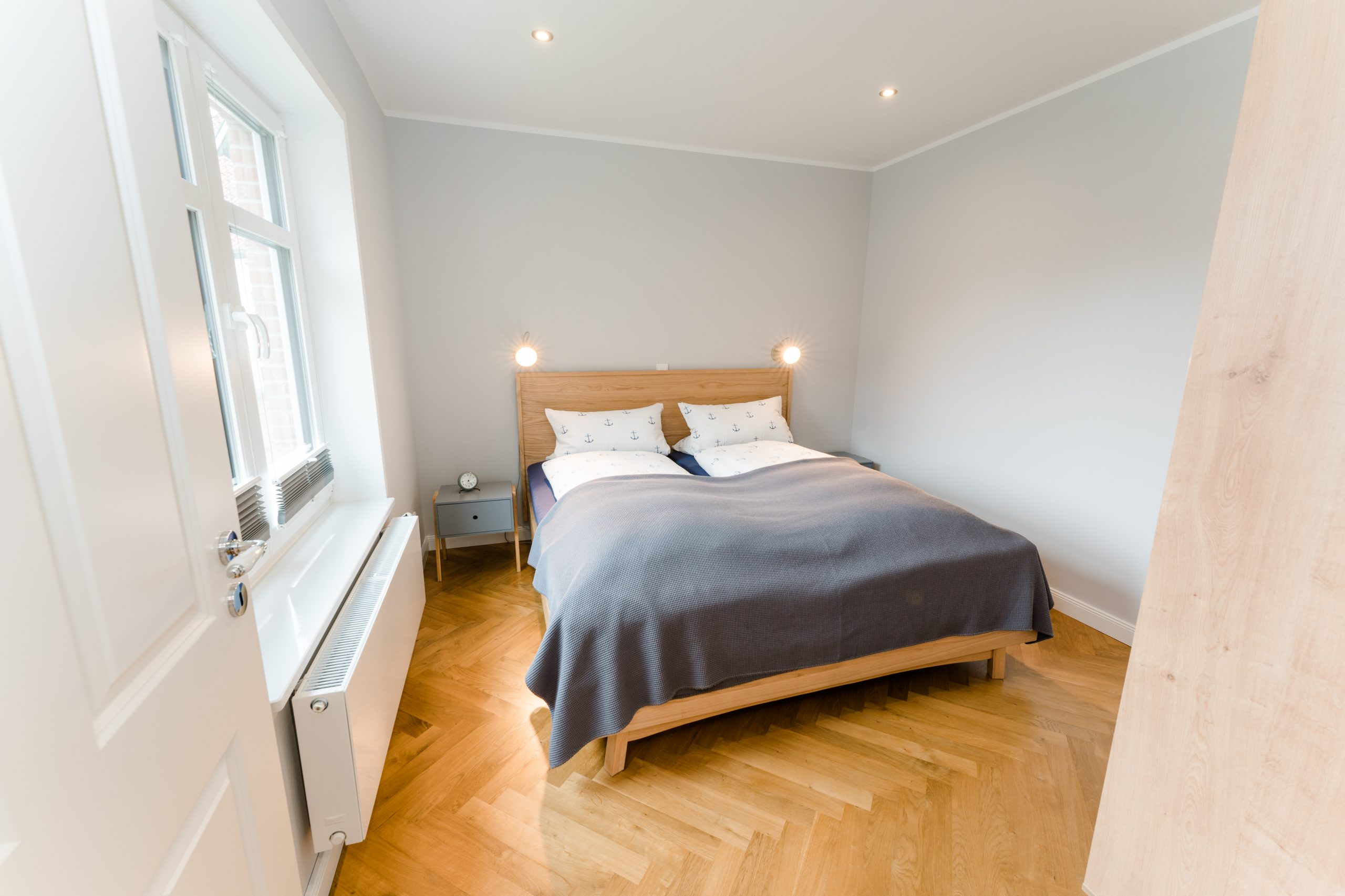 Ferienhaus Sjuts_Doppelzimmer Erdgeschoss
